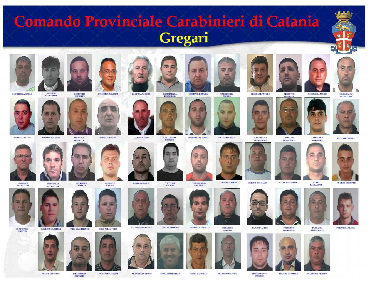 Operazione Fiori Bianchi 3.Catania Home